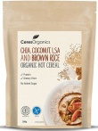 Ceres Organics Hot Cereal Chia Coconut LSA and Brown Rice 350g