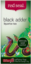 Red Seal Black Adder Liquorice Tea 25Teabags