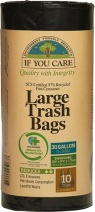If You Care Trash Bags 10Bags (30Gallon)