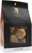 Byron Bay Sticky Date & Ginger Cookies 150g