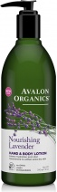 Avalon Hand & Body Lotion Lavender  350ml