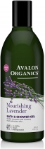 Avalon Bath & Shower Gel Lavender 350ml
