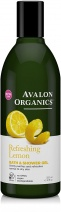Avalon Bath & Shower Gel Lemon 350ml