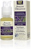 Avalon Lavender Luminosity Revitalising Eye Gel 28 gm
