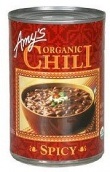 Amys Organic Chilli Beans Spicy 416gm