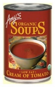 Amys Organic Can Cream of Tomato Soup 411gm