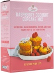 Melindas Raspberry Coconut Cupcakes  Fructose Free Pre-Mix 320g