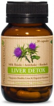 Healthy Essentials Liver Detox 30caps