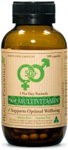 Healthy Essentials 50+ Multivitamin 100caps