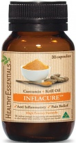 Healthy Essentials Inflacure Turmeric & Krill Oil 30 Caps