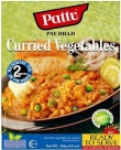 Pattu Pav Bhaji (curried vegetables) 285gm
