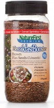 Nature First Brown Flax Seeds Shaker 370g