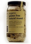 Real Good Foods GF Natural Muesli Refill 475g