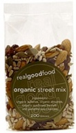 Real Good Foods Organic Street Mix 200g