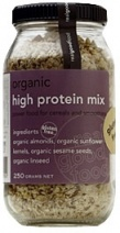 Real Good Foods Organic High Protein Mix Jar 280g