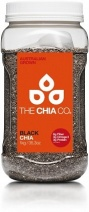 The Chia Co Chia Seed Black 1Kg