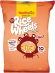 Healtheries Kidscare Rice Wheels Burger 10Pk