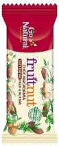 Go Natural Soft Eating Fruitnut Chocolate Macadamia 40g x 12
