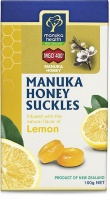 Manuka Health Manuka Honey Suckles Lemon 100g