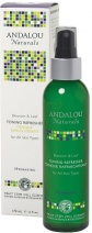 Andalou Toning Refresher Blossom & Leaf 178mL