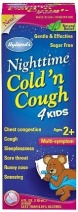 Hyland's Kids Cold 'n Cough Nighttime 118ml