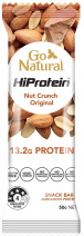 Go Natural Hi Protein Nut Crunch Original Bars 16x50g