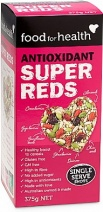 Food For Health Antioxidant Super Reds  330g