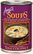 Amys Organic Can Thai Coconut Soup 400g