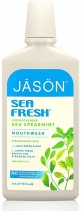 Jason Sea Fresh Strengthening Mouthwash 473ml