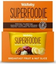 Wallaby Superfoodie Banana Coconut Walnut Chia Slice  8x48g
