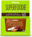 Wallaby Superfoodie Cappuccino Cacao Slice 8x48g