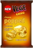 Vege Chips Popped Cheese  5x80g