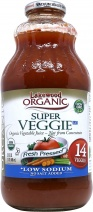 Lakewood Organic Veggie Super Juice  946ml