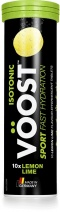 Voost Isotonic Sport - Lemon Lime Effervescent 10tabs