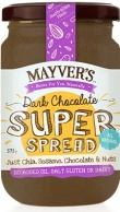 Mayvers Super Spread Dark Chocolate  375g
