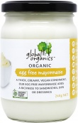 Global Organics Egg Free Mayonnaise 240g