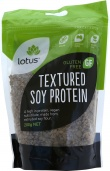 Lotus Texture Soy Protein (TVP) 200gm