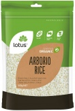 Lotus Organic Arborio Rice  500gm