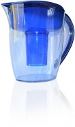 Complete Health Ionized Alkaline Water Jug 3.5 Litre BLUE