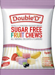 Double D Sugar Free Fruit Chews 72g