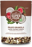 The Australian Superfood Co Paleo Granola Cacao, Coconut Crunch 320g