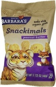 Barbara's Snackimals Peanut Butter Cookies 60g