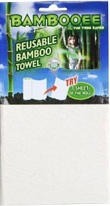Bambooee Reusable Bamboo Towel Roll Single Sheet x 30 Pack