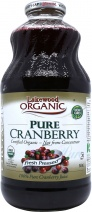 Lakewood Pure Organic Cranberry Juice 946ml