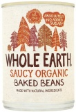 Whole Earth Organic Baked Beans 420gm