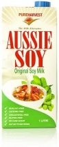 Pure Harvest Aussie Soy Natural 1ltr