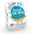 The Happy Snack Company Roasted Chic Peas Lightly Salted 200g Bag