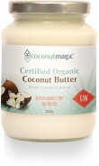 Coconut Magic Organic Coconut Butter  350g
