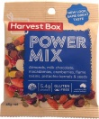 Harvest Box Power Mix, Dried Fruit & Nut w/Milk Chocolate  45g