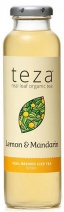 Teza Lemon & Mandarin Iced Tea 12x325ml